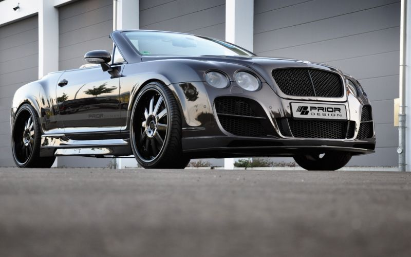 2011 PRIOR-DESIGN Bentley Continental G-T Cabriolet tuning e wallpaper