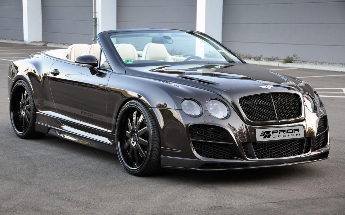 2011 PRIOR-DESIGN Bentley Continental G-T Cabriolet tuning q wallpaper