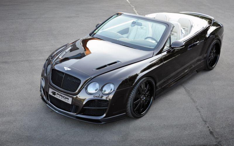 2011 PRIOR-DESIGN Bentley Continental G-T Cabriolet tuning r wallpaper