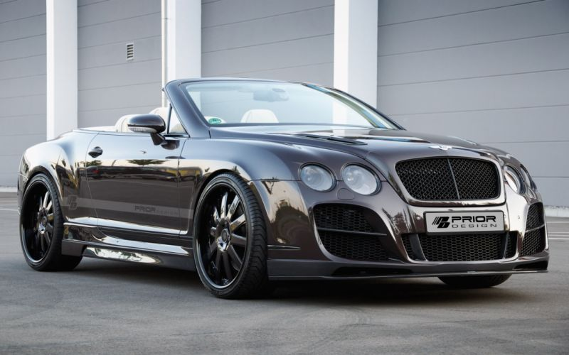 2011 PRIOR-DESIGN Bentley Continental G-T Cabriolet tuning wallpaper