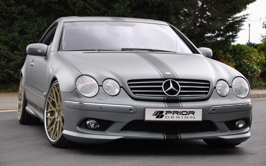 2011 Prior-Design Mercedes Benz C-L W215 tuning q wallpaper