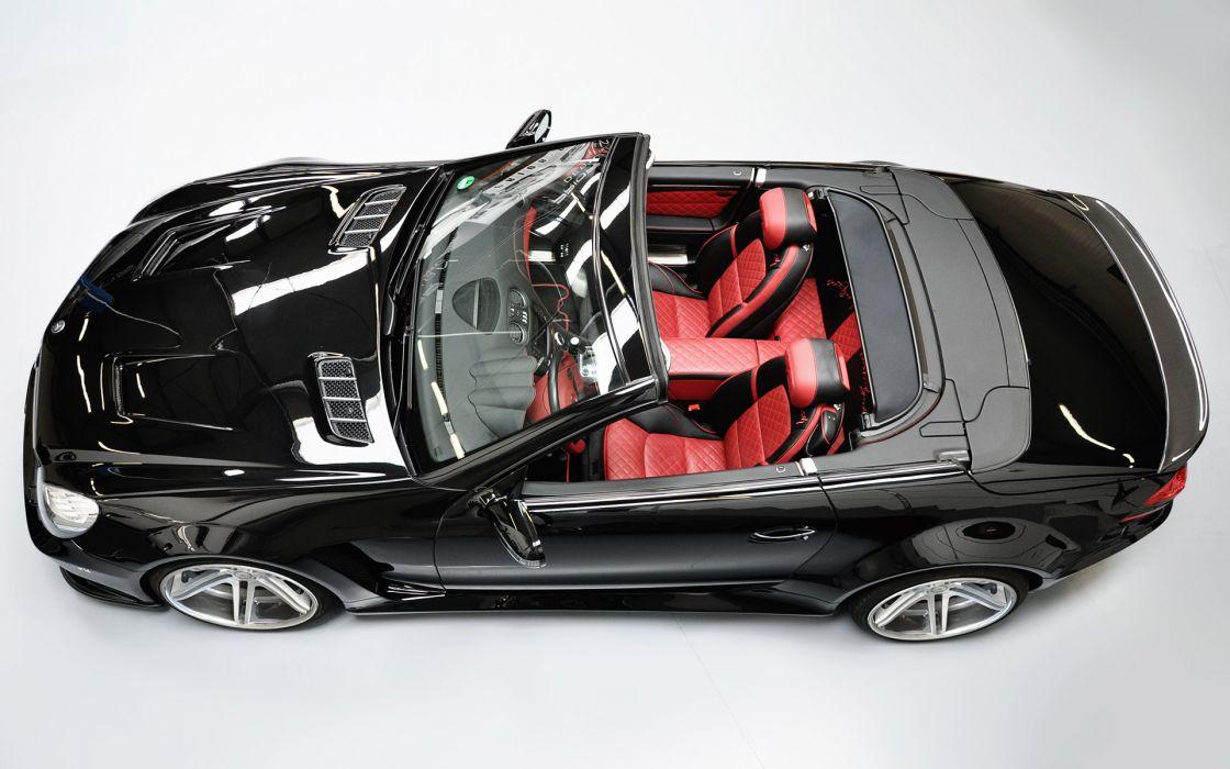 2011 Prior-Design Mercedes Benz S-L R230 tuning interior wallpaper