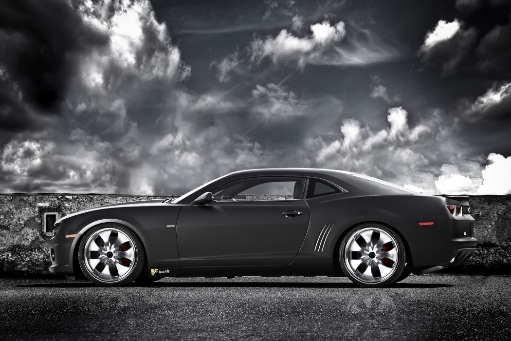 2011 Speed-Box Chevrolet Camaro S-S muscle tuning m wallpaper