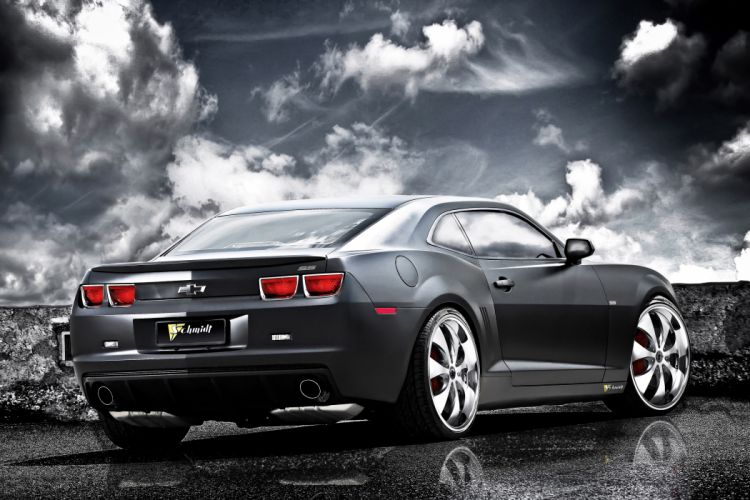 2011 Speed-Box Chevrolet Camaro S-S muscle tuning l wallpaper