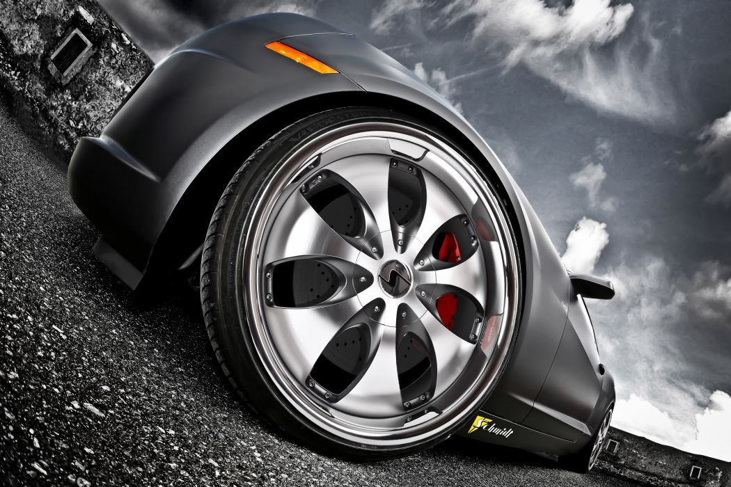 2011 Speed-Box Chevrolet Camaro S-S muscle tuning wheel wheels wallpaper