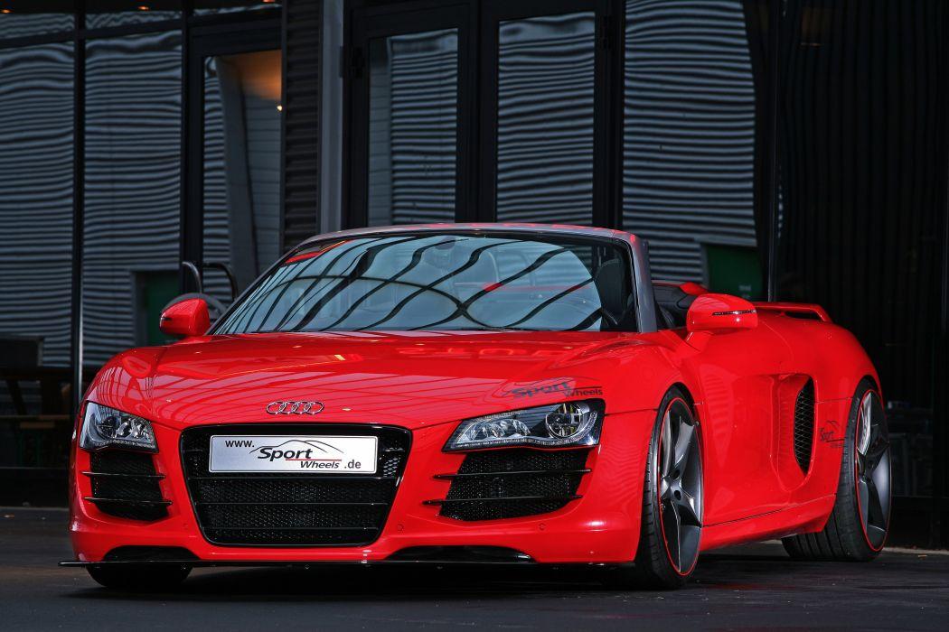 2011 Sport-Wheels Audi R-8 tuning supercar supercars   i wallpaper