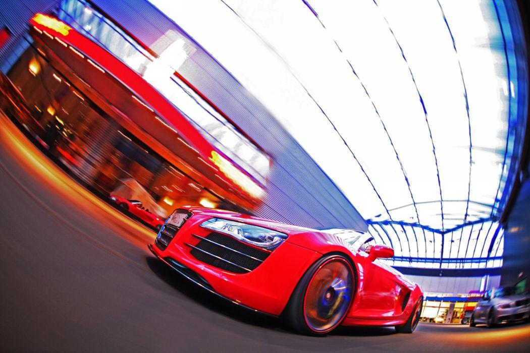 2011 Sport-Wheels Audi R-8 tuning supercar supercars h wallpaper