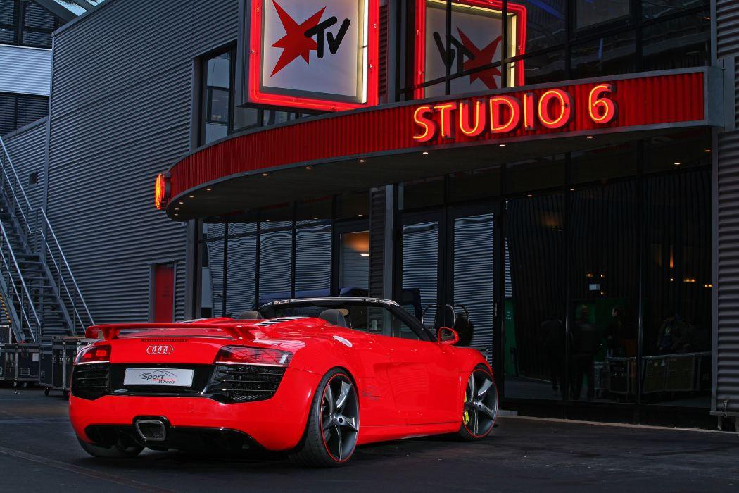 2011 Sport-Wheels Audi R-8 tuning supercar supercars k wallpaper
