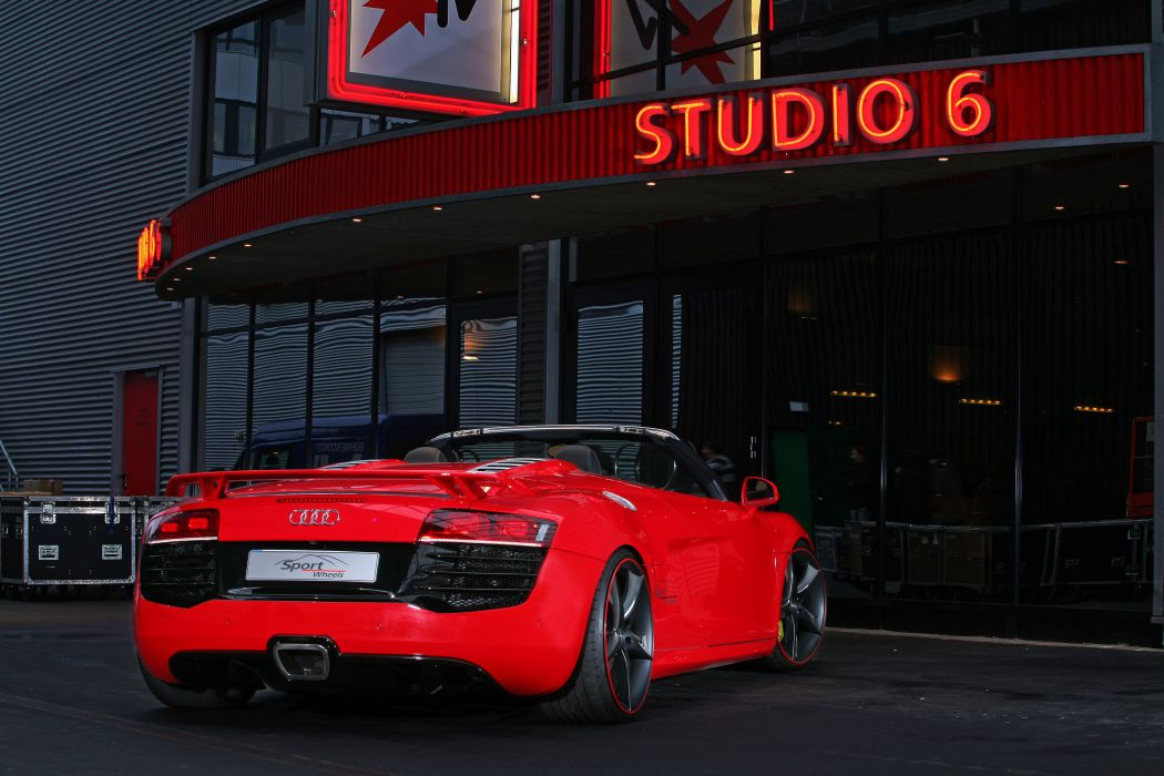 2011 Sport-Wheels Audi R-8 tuning supercar supercars l wallpaper