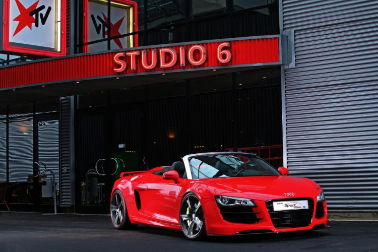 2011 Sport-Wheels Audi R-8 tuning supercar supercars m wallpaper