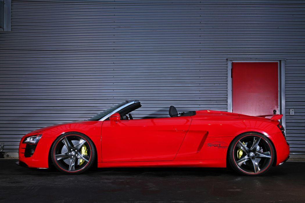 2011 Sport-Wheels Audi R-8 tuning supercar supercars o wallpaper