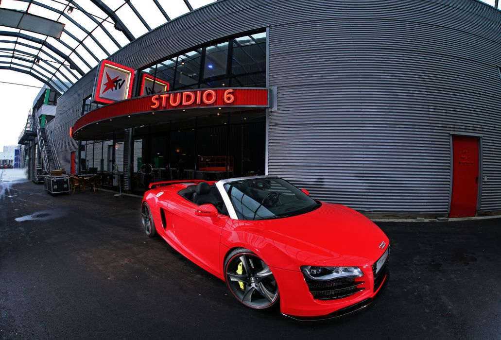 2011 Sport-Wheels Audi R-8 tuning supercar supercars v wallpaper