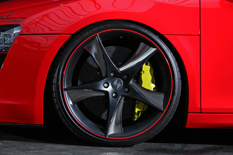 sports car rims tuning - photo #3