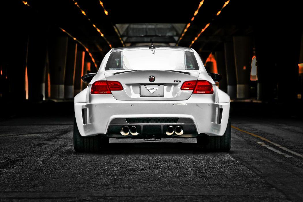 2011 Vorsteiner BMW M-3 GTRS3 Widebody tuning      e wallpaper