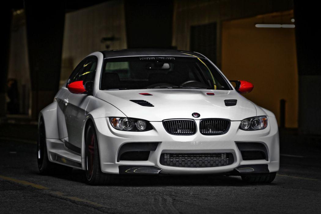 2011 Vorsteiner BMW M-3 GTRS3 Widebody tuning wallpaper