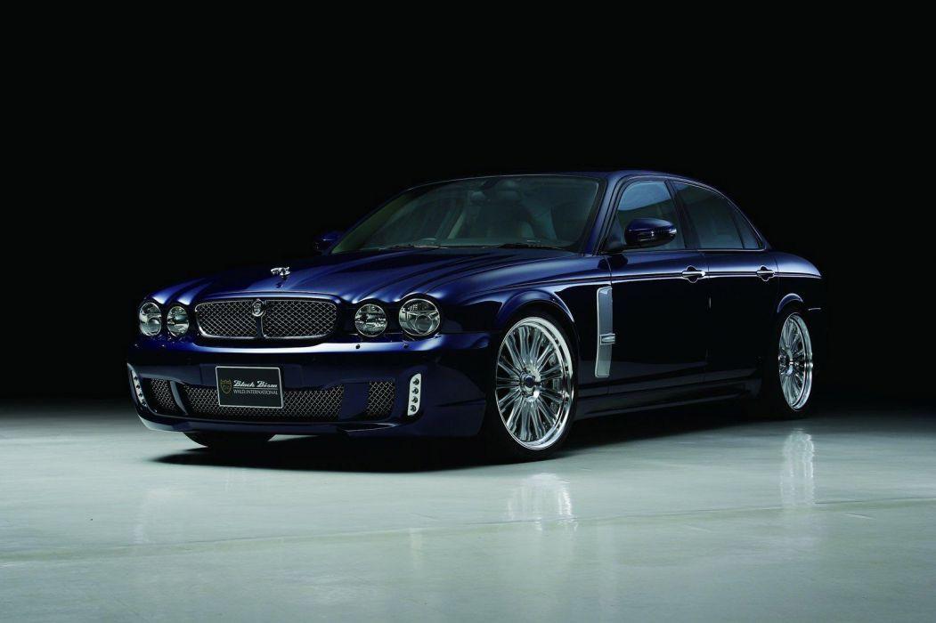 2011 Wald Jaguar X-J X350 tuning luxury    e wallpaper