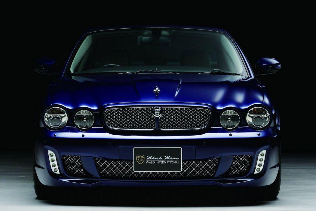 2011 Wald Jaguar X-J X350 tuning luxury r wallpaper