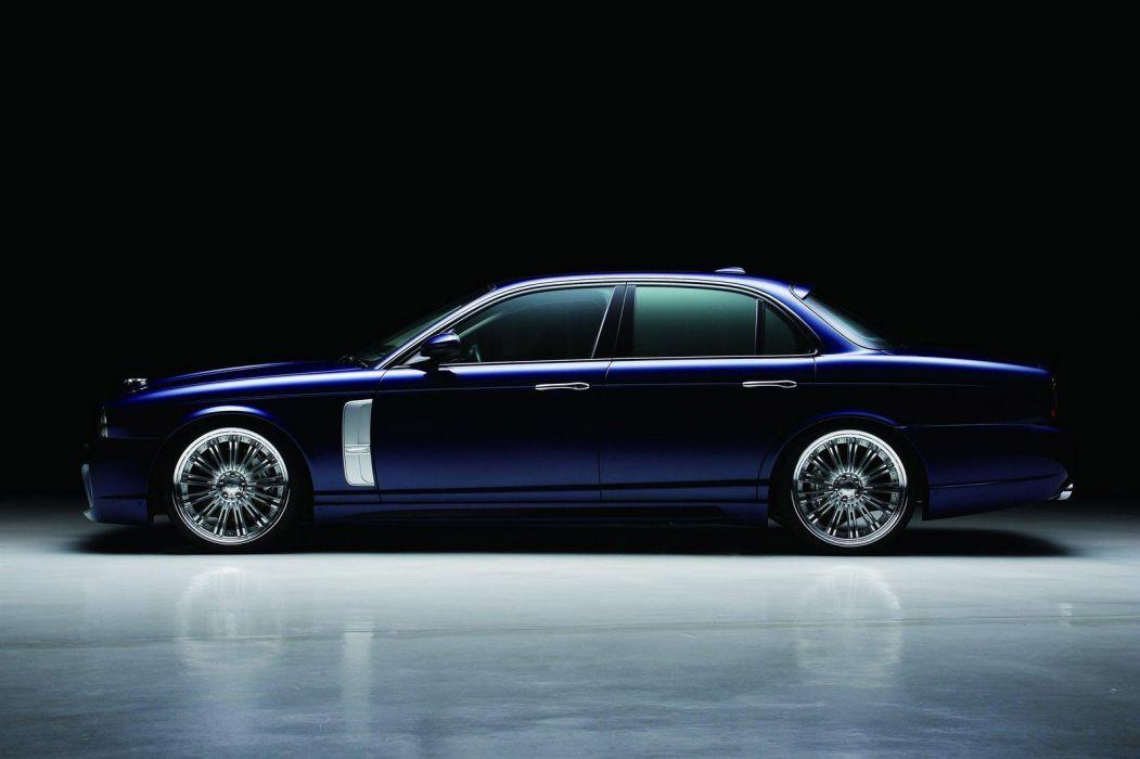 2011 Wald Jaguar X-J X350 tuning luxury t wallpaper