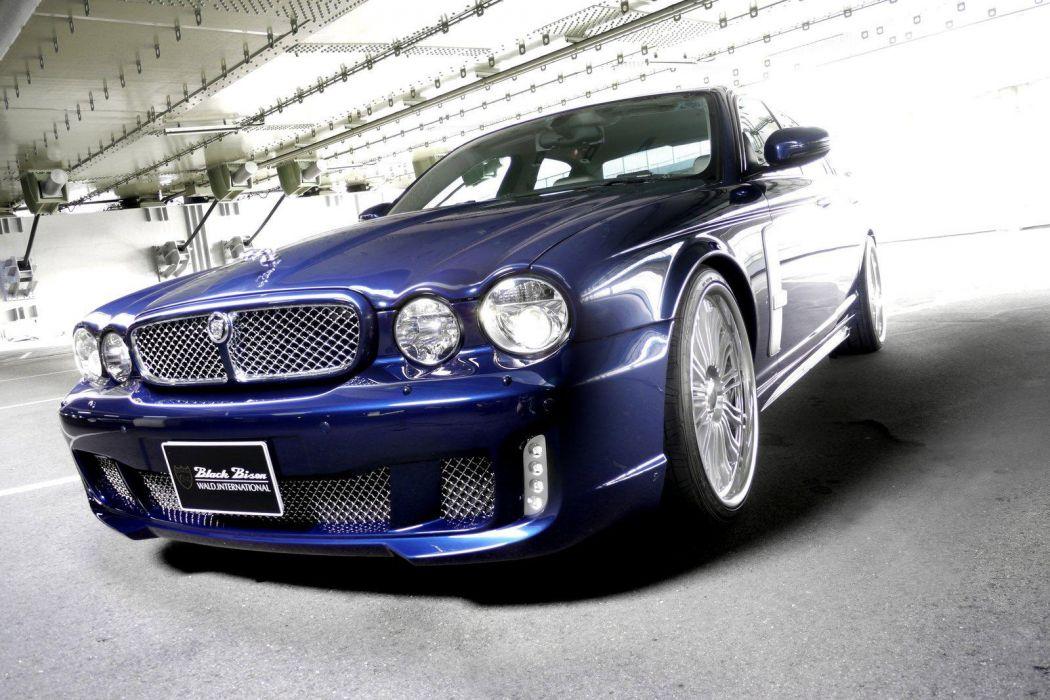 2011 Wald Jaguar X-J X350 tuning luxury wallpaper