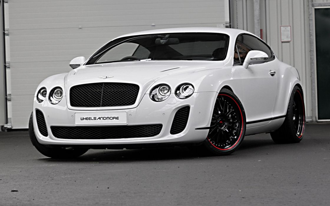 2011 Wheelsandmore Bentley Continental Supersport luxury tuning supercar supercars     w wallpaper