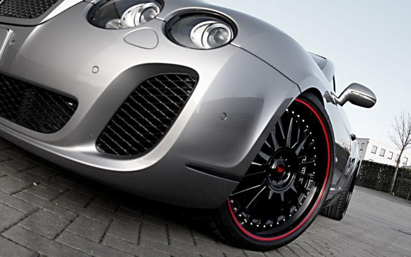 2011 Wheelsandmore Bentley Continental Supersport luxury tuning supercar supercars wheel wheels wallpaper