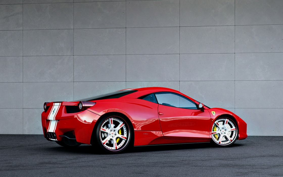 2011 wheelsandmore Ferrari 458 Italia supercar supercars e wallpaper