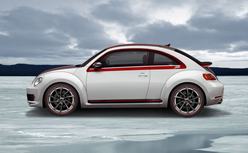 2012 ABT Volkswagen Beetle tuning e wallpaper
