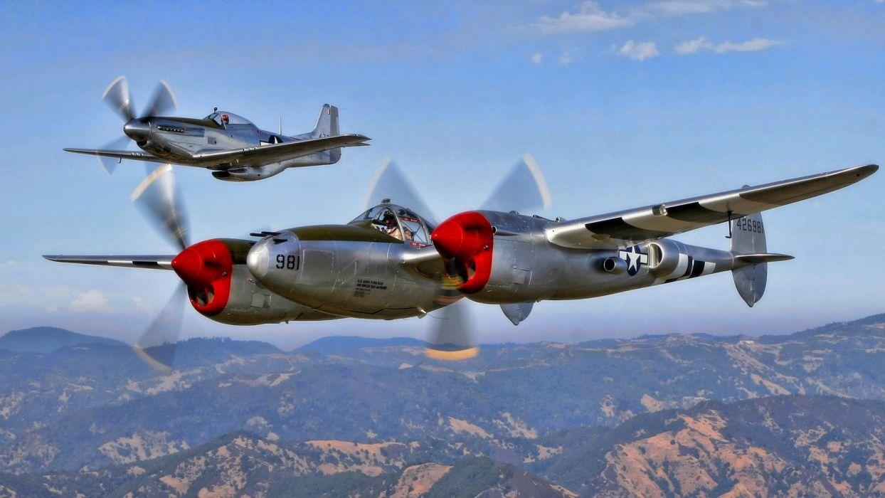 Airplane Plane military wallpaper