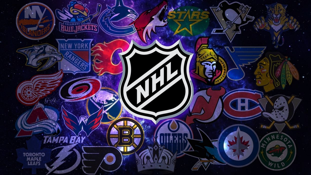 hockey nhl logo wallpaper