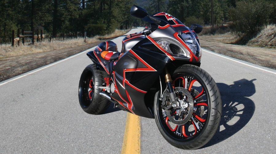 suzuki hayabusa sportbike superbike d wallpaper