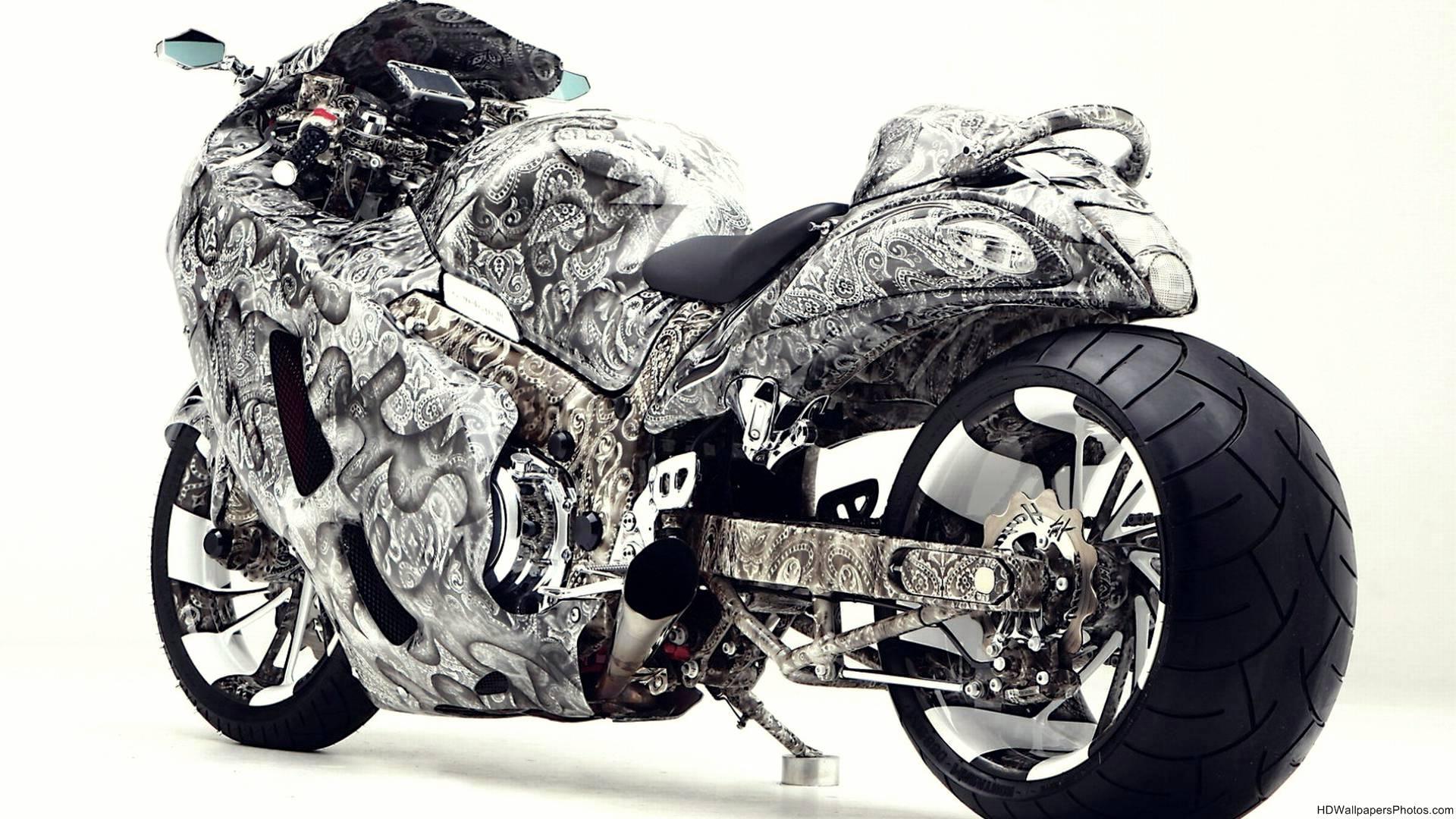 hayabusa tuning motorbikes 2560 - photo #48