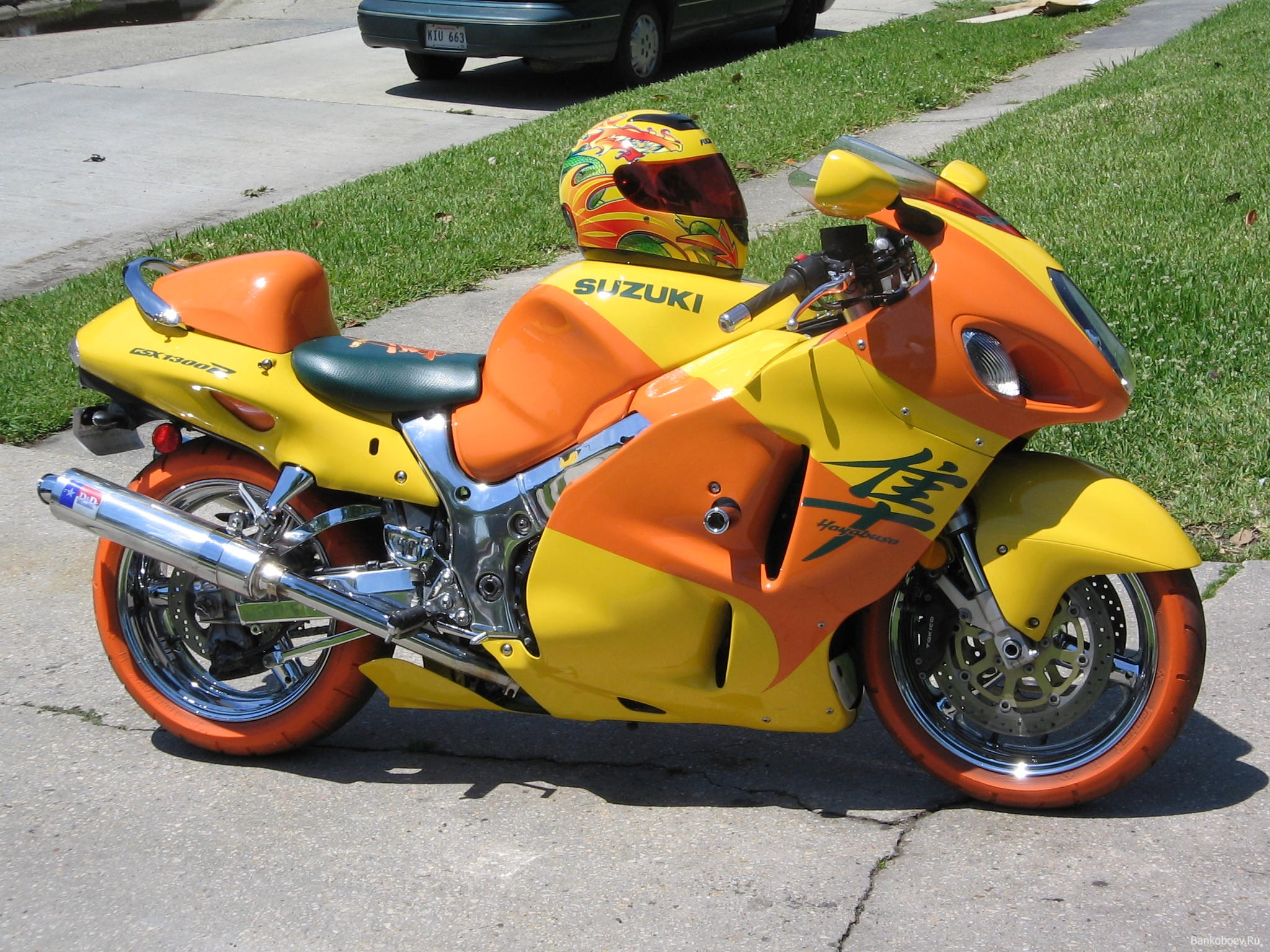 hayabusa tuning motorbikes 2560 - photo #22