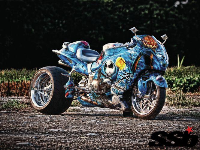 suzuki hayabusa sportbike superbike tuning u wallpaper