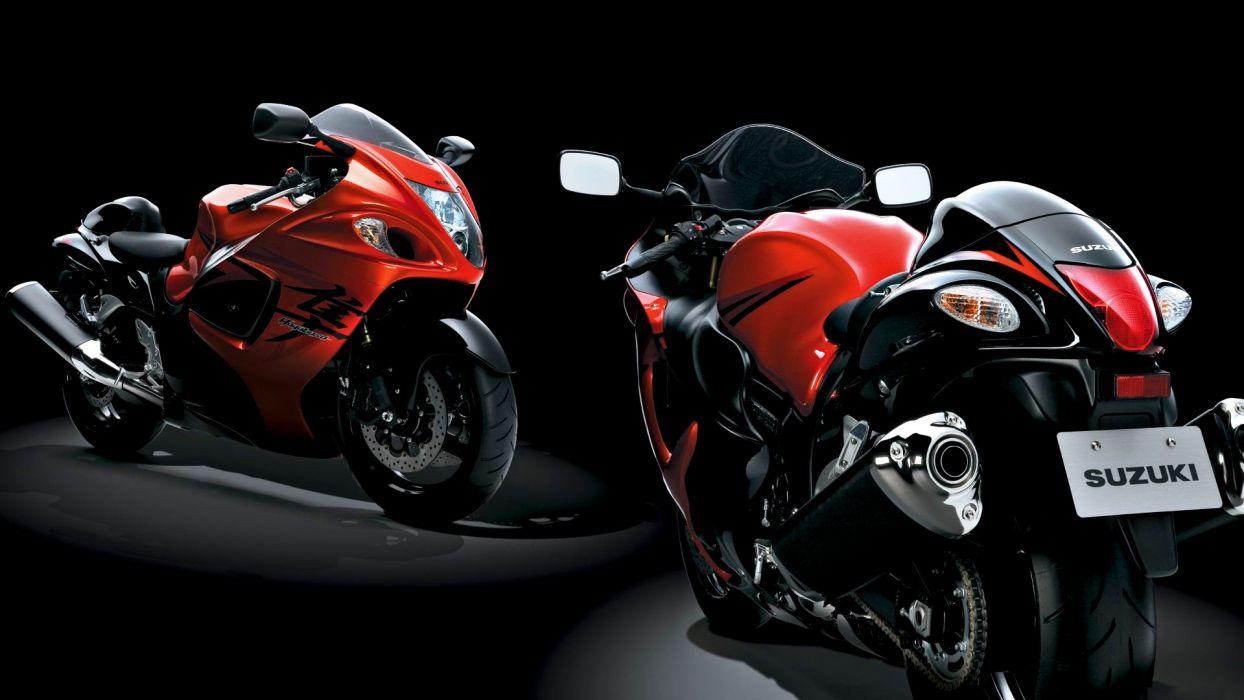 suzuki hayabusa sportbike superbike v wallpaper