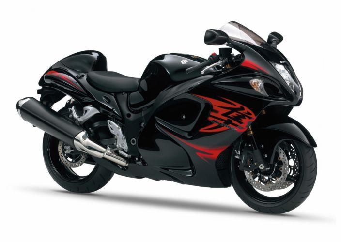 suzuki hayabusa sportbike superbike wallpaper