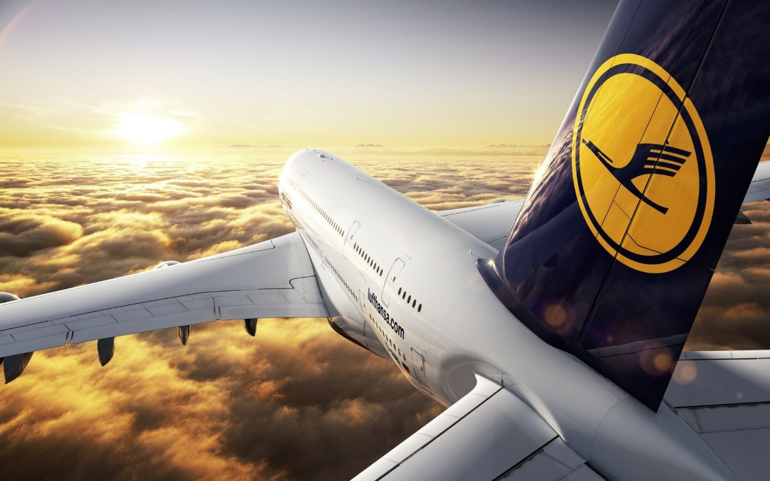 lufthansa-airlines wallpaper