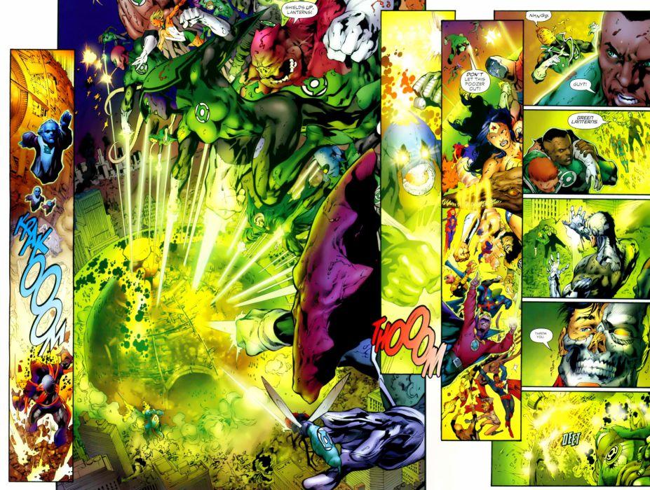 Green Lantern dc-comics superhero   o wallpaper