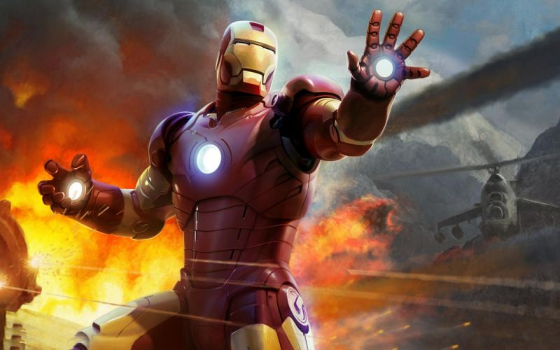Iron Man 3 movies comics f wallpaper