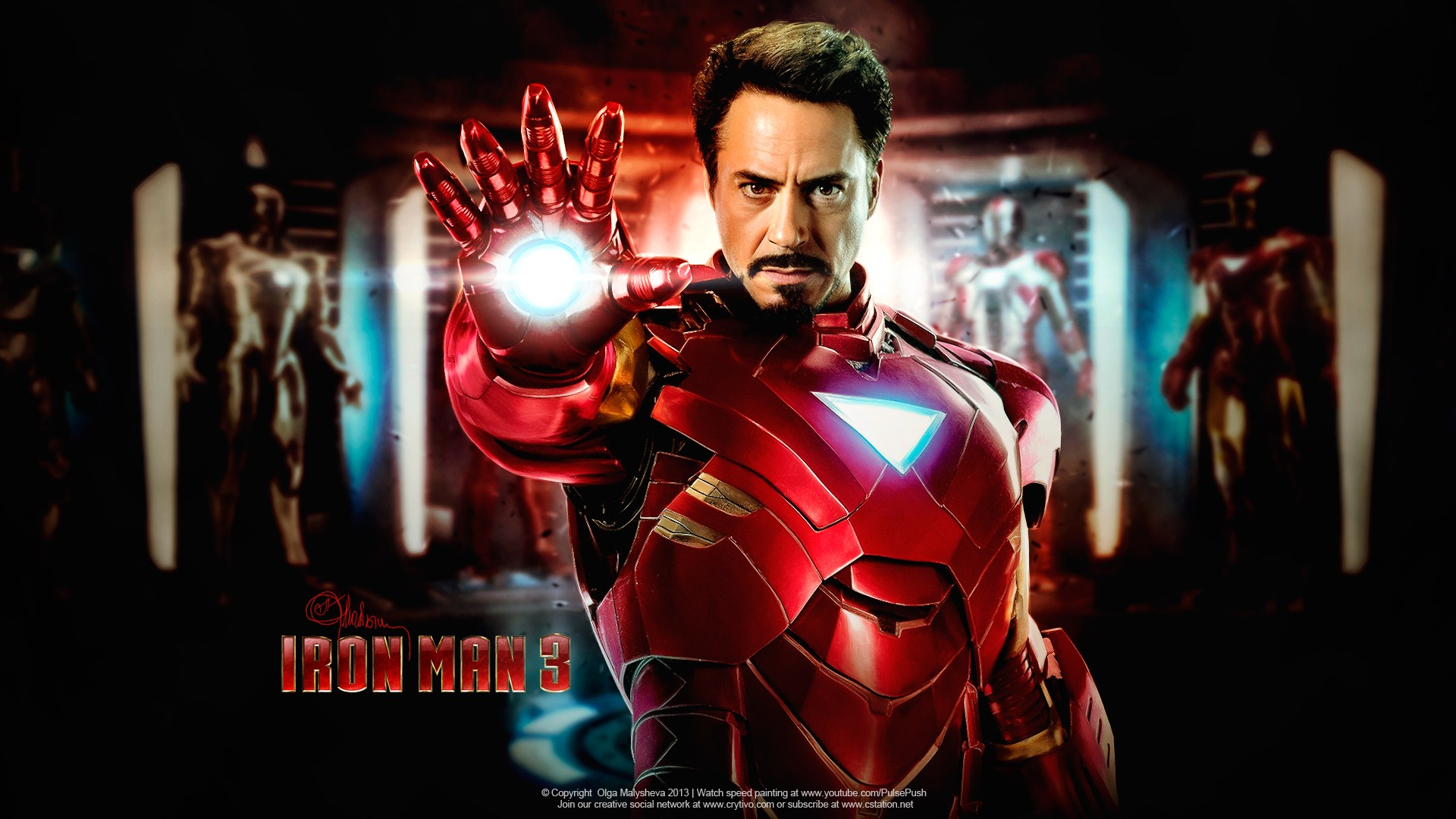 Iron Man Comic Logo Iron Man 3 Movies Comics w