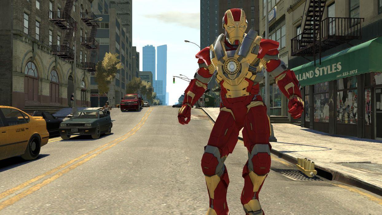 Iron Man 3 movies comics videogames games wallpaper