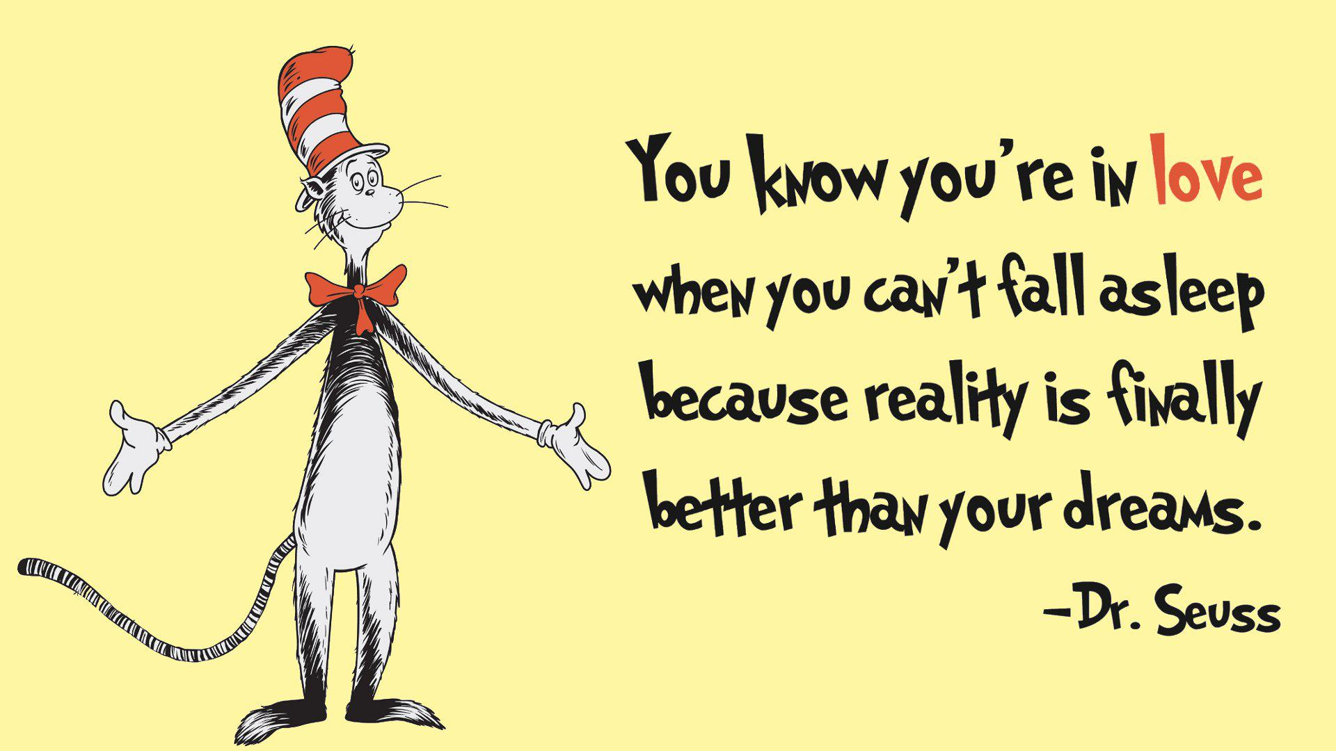 Love care Quotes Wallpaper : Mac OSxWallpapers: Dr Seuss Wallpaper