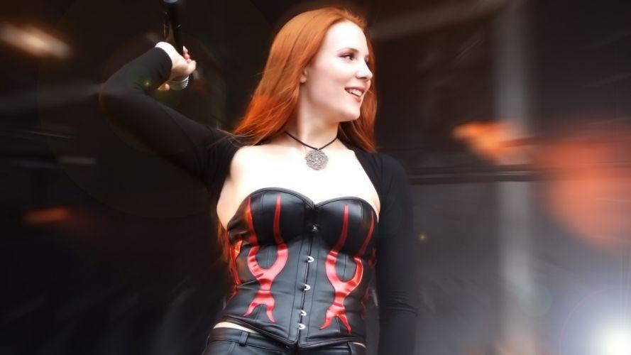 EPICA Simone Simons power metal heavy hard rock concert concerts f wallpaper