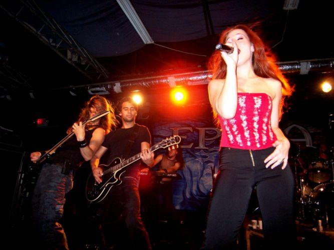 EPICA Simone Simons power metal heavy hard rock concert concerts r_JPG wallpaper