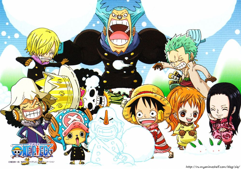 One Piece Two Years Later wallpaper