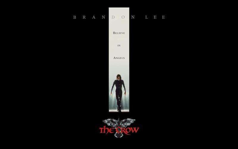 The-Crow crow dark comics movies z wallpaper
