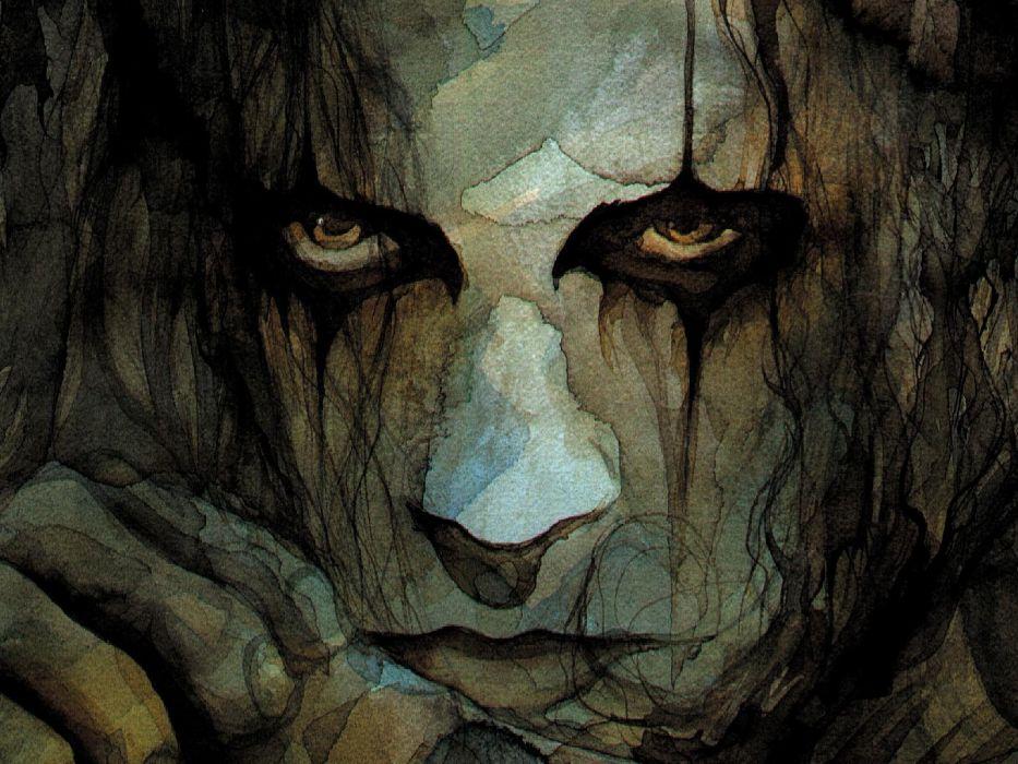 The-Crow crow dark comics movies  q wallpaper