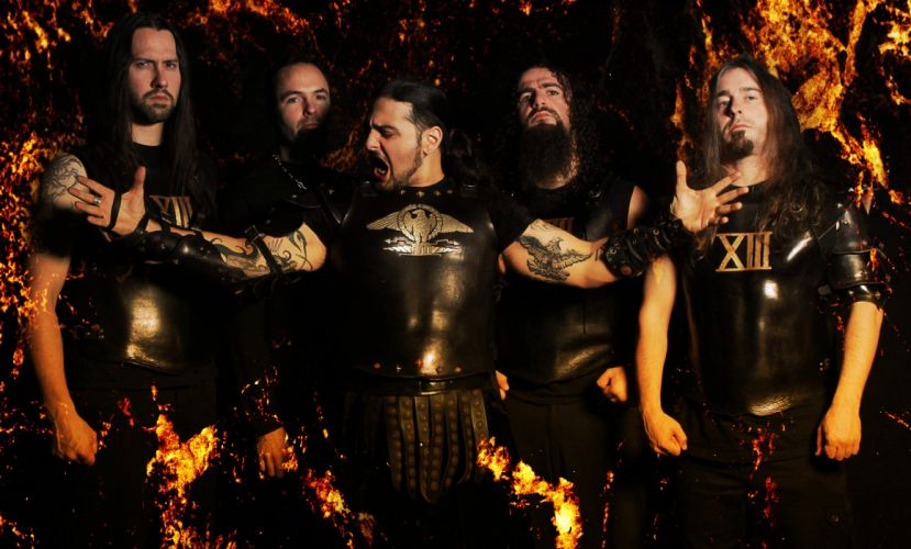 EX DEO ex-deo death metal heavy hard rock armor s wallpaper