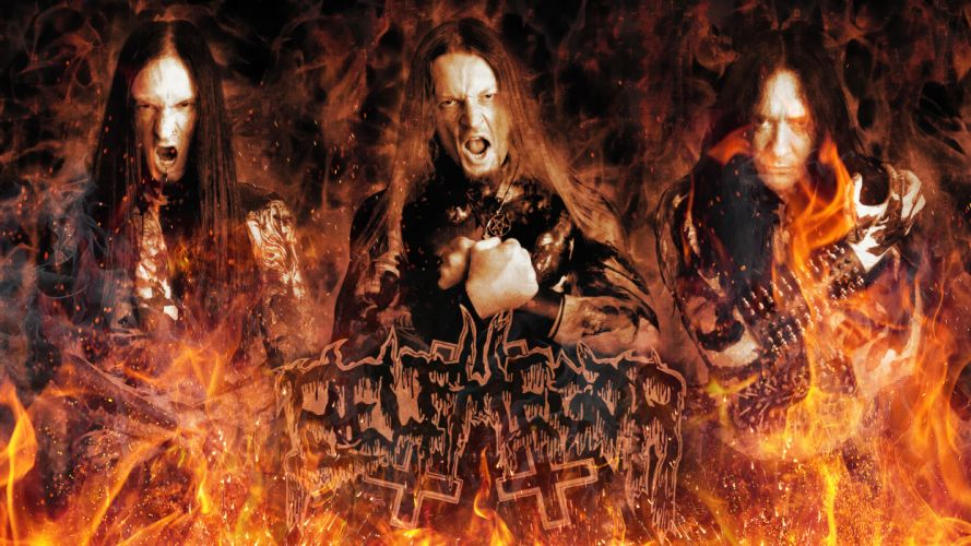 BELPHEGOR black metal heavy hard rock dark wallpaper