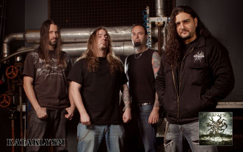 KATAKLYSM death metal heavy hard rock d wallpaper
