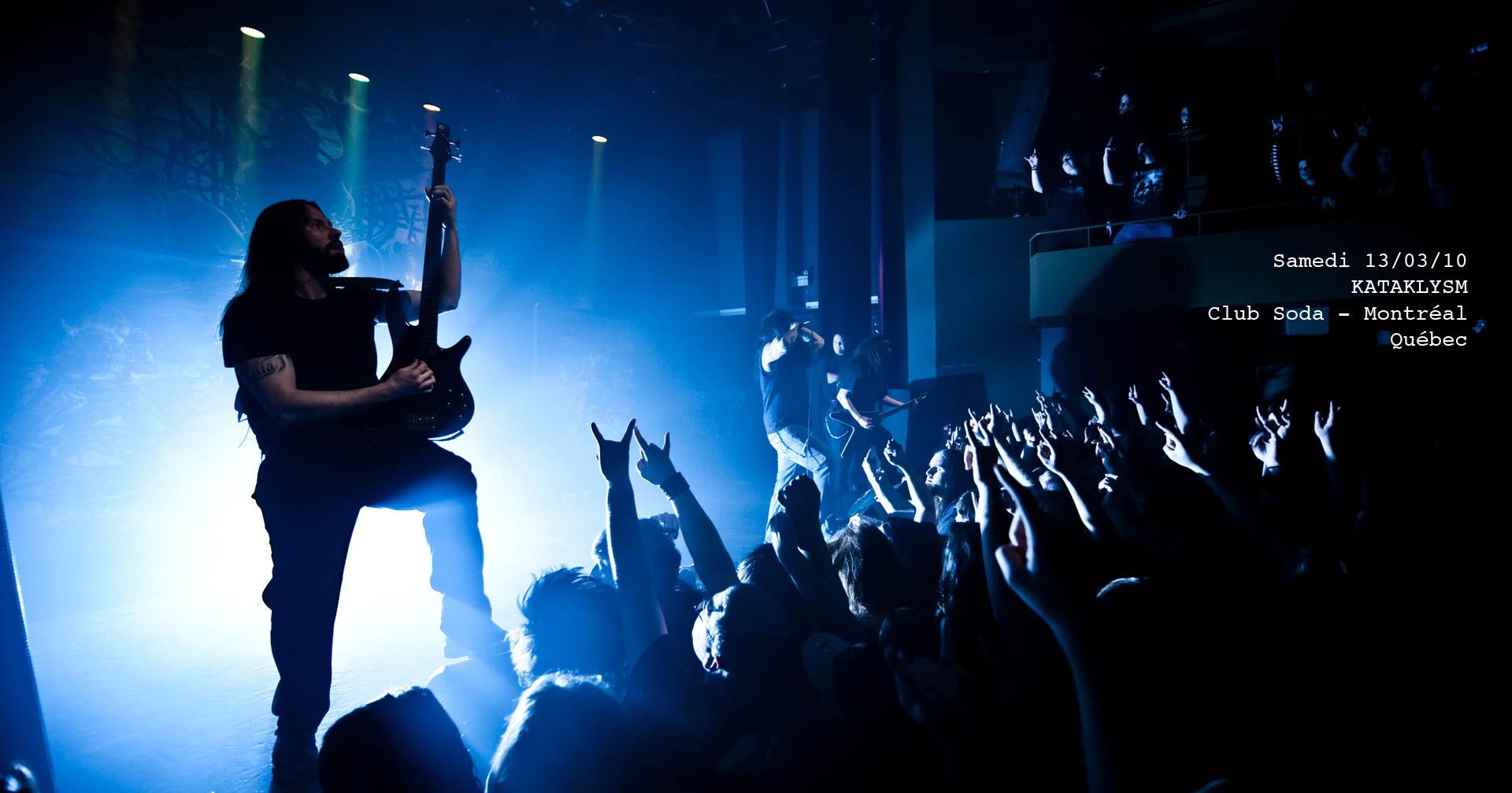 kataklysm death metal heavy hard rock concert concerts